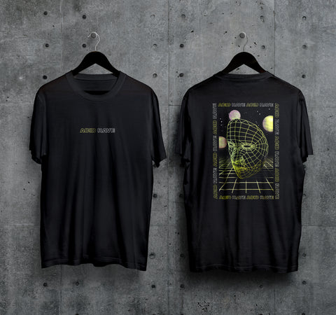 Acid Rave T-Shirt - Techno Germany Store