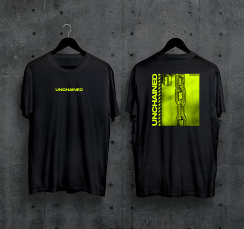 UNCHAINED T-Shirt - Techno Germany Store