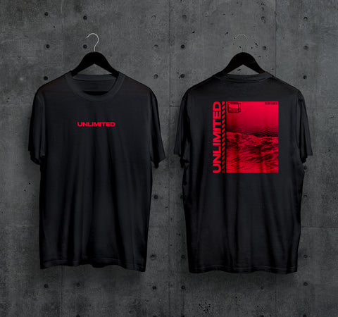 UNLIMITED T-Shirt - Techno Germany Store