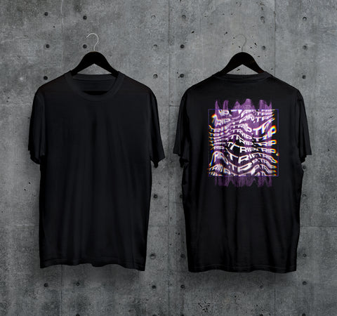 Purple Trip T-Shirt - Techno Germany