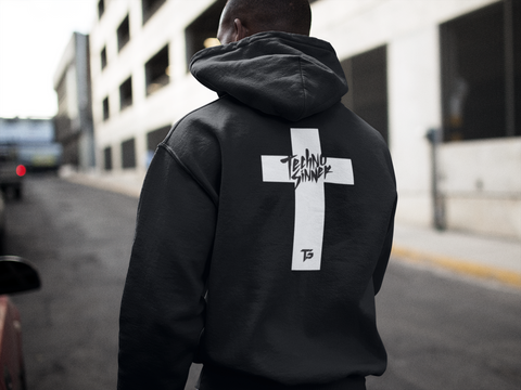 Techno Sinners Hoodie - Techno Germany Store