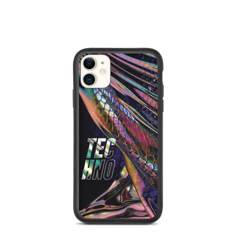 Techno iPhone case - Techno Germany Store
