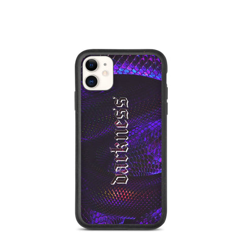 Darkness iPhone case - Techno Germany Store