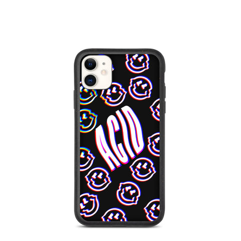 Acid iPhone case - Techno Germany Store