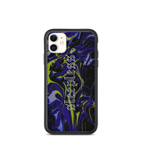 Sleepless iPhone case - Techno Germany
