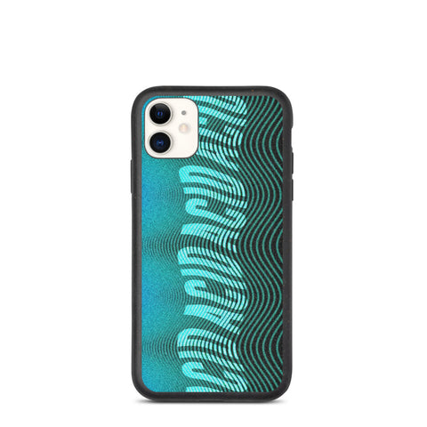 Trippy acid iPhone case - Techno Germany