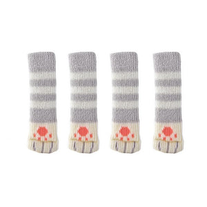 Kitty Paw Chair Socks - Bargainsfan