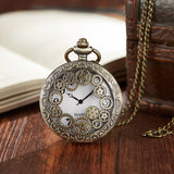 Vintage Time Traveler's Pocket Watch - Bargainsfan