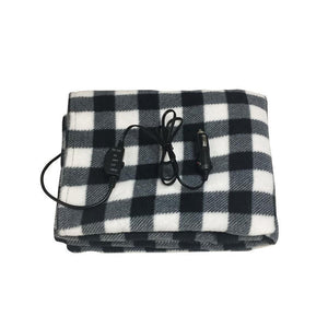 Cozy Car Heating Blanket - Bargainsfan