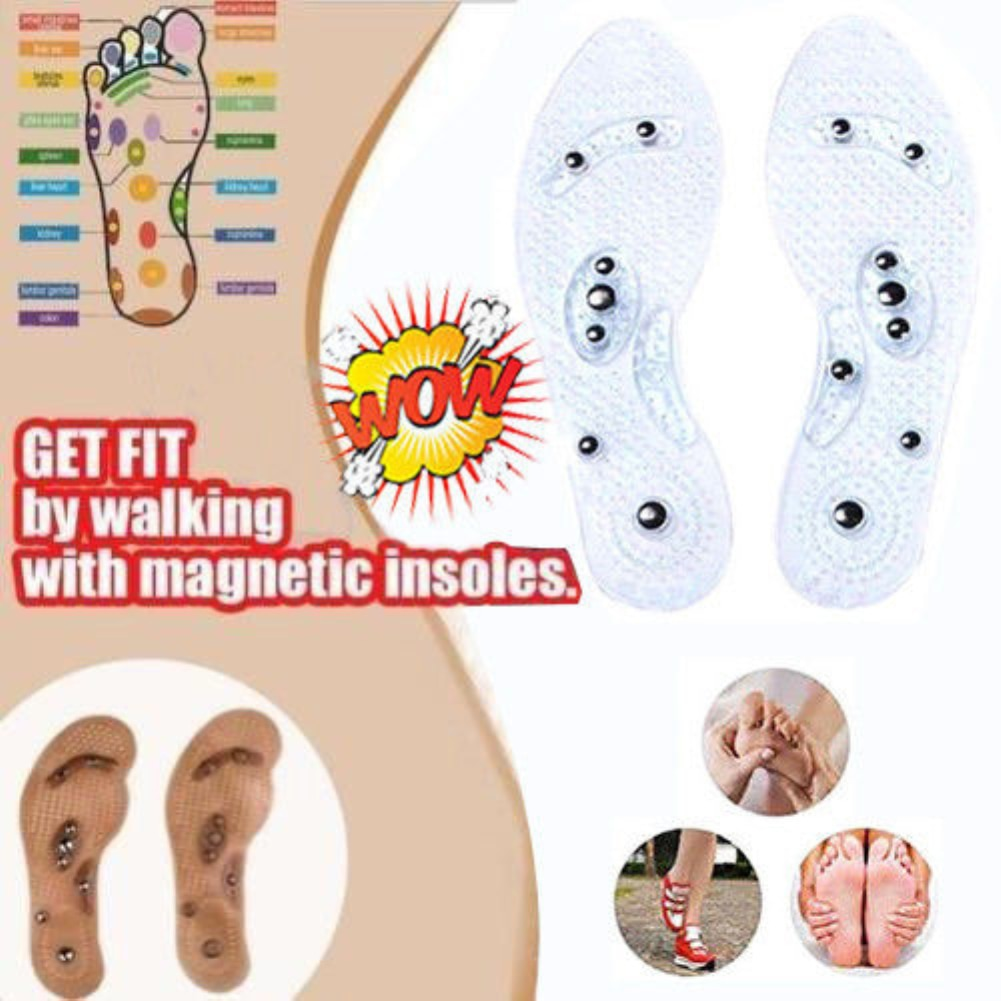 Amazing Acupressure Slimming Insoles To Lose Weight Fast - Bargainsfan