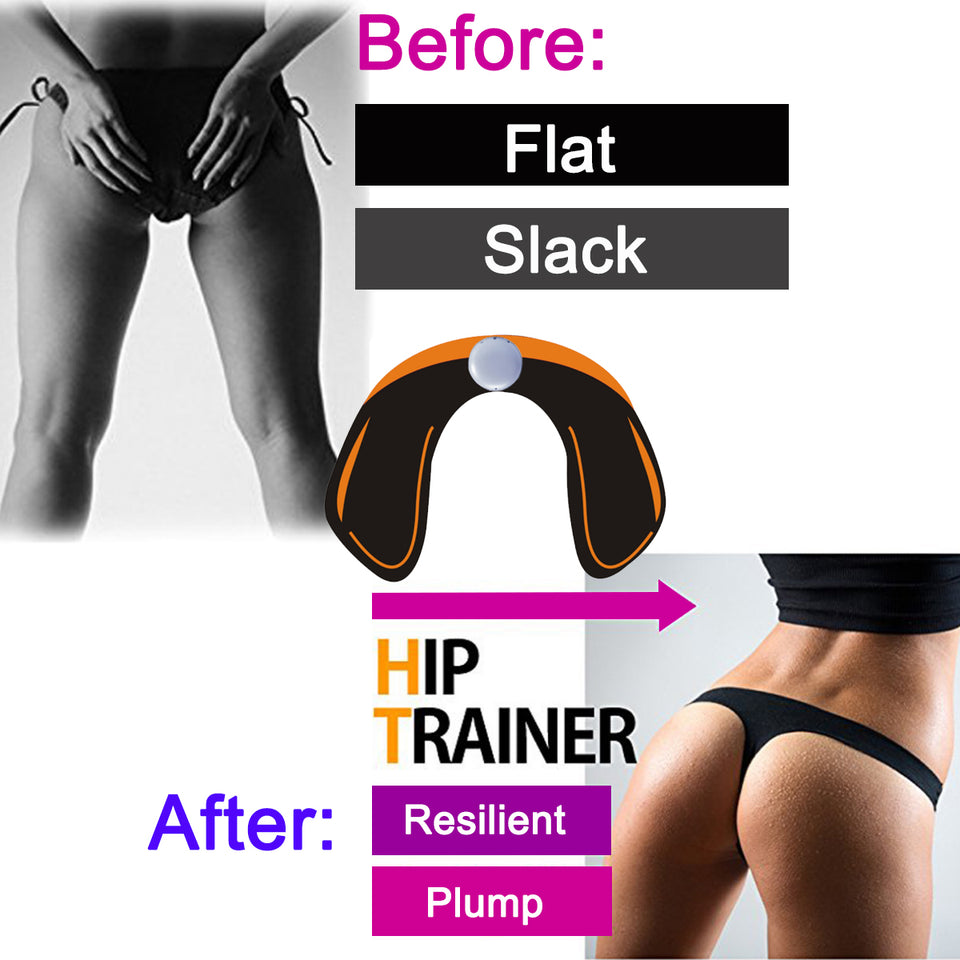 EMS Hip And Buttocks Intelligent Trainer - Bargainsfan
