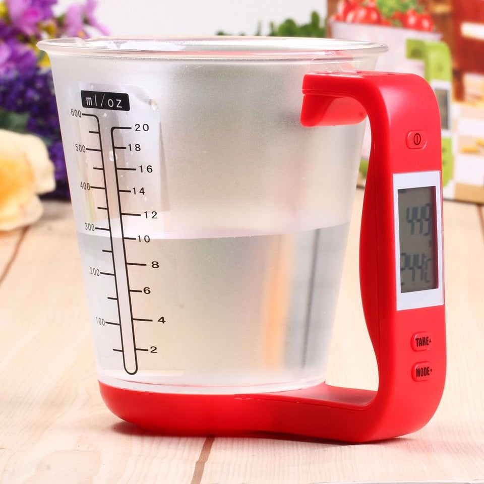 Smart Electronic Measuring Cup - Bargainsfan