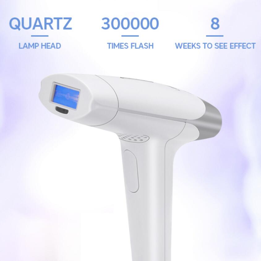 2in1 IPL Laser Hair Removal Machine Laser Epilator - Bargainsfan
