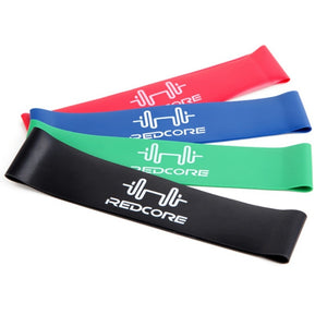 Resistance Bands 4pcs Loops Set - Bargainsfan