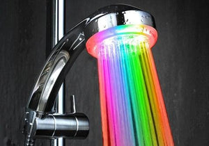 RAINBOW SHOWER HEAD - Bargainsfan