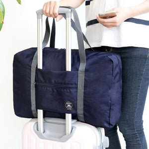 Foldable Weekend Travel Bag - Bargainsfan