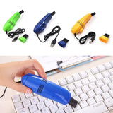 Mini USB Vacuum Cleaner - Bargainsfan
