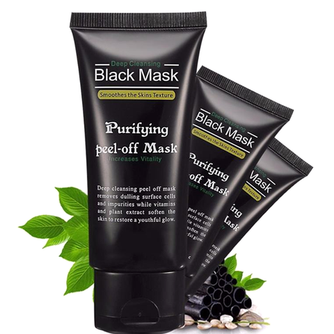 Amazing Blackhead Removal Deep Cleaning Face Mask It's WONDERFUL - Bargainsfan