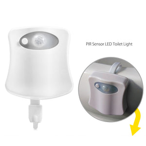 Toilet LED Light Motion Sensor - Bargainsfan