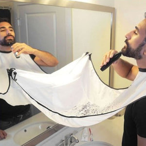 Beard Trimming Apron - Bargainsfan
