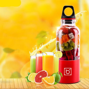 Portable Blender Bottle - Bargainsfan