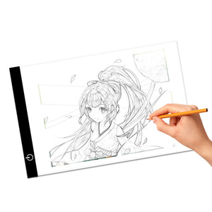 LED Sketch Pad Drawing Booard - Bargainsfan