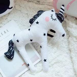 The Unicorn Pillow Doll - Bargainsfan