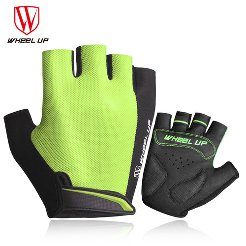 Shockproof Half-Finger Cycling Gloves - Bargainsfan