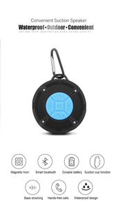Waterproof Wireless Bluetooth Loudspeaker - Bargainsfan