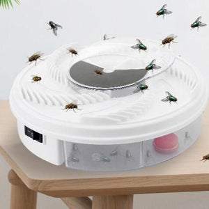 Electric Fly Trap Device - Bargainsfan