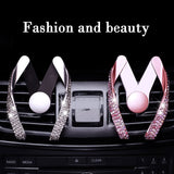 Rhinestone Car Mobile Phone Holder - Bargainsfan