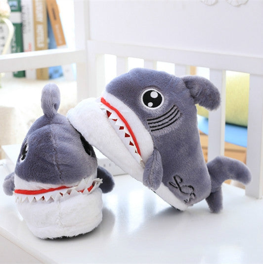 Shark Slippers - Bargainsfan