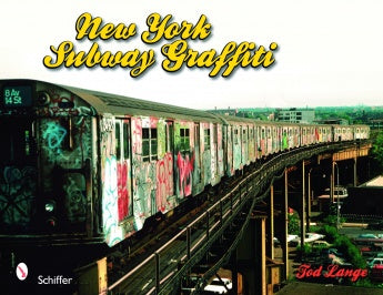 New York Subway Graffiti