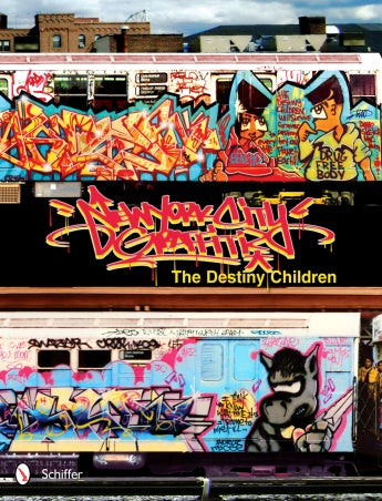 New York City Graffiti The Destiny Children