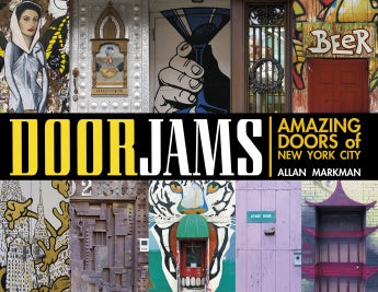 Door Jams Amazing Doors of New York City