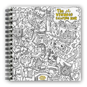 The Wynwood Coloring Book Second Edition