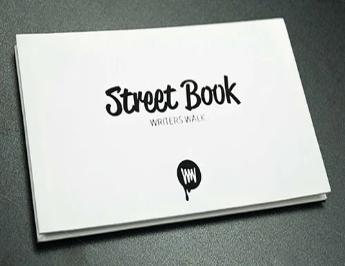 Street Book - Writers Walk
