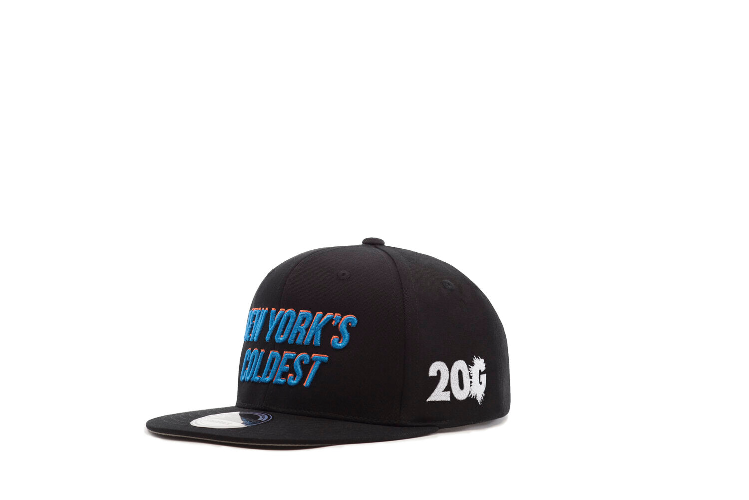 NEW YORK'S COLDEST SNAPBACK