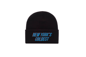 NEW YORK'S COLDEST