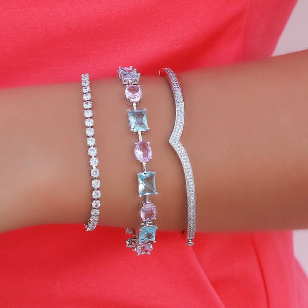 Candy colors bracelet