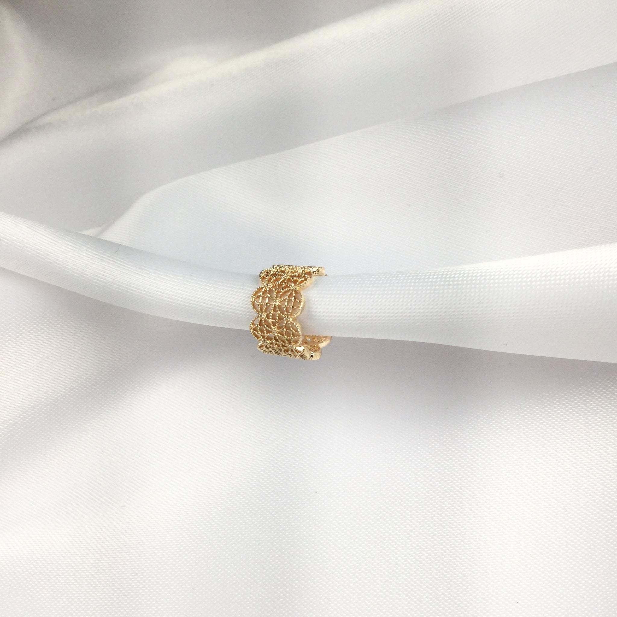Ear Cuff 18K Gold Plated