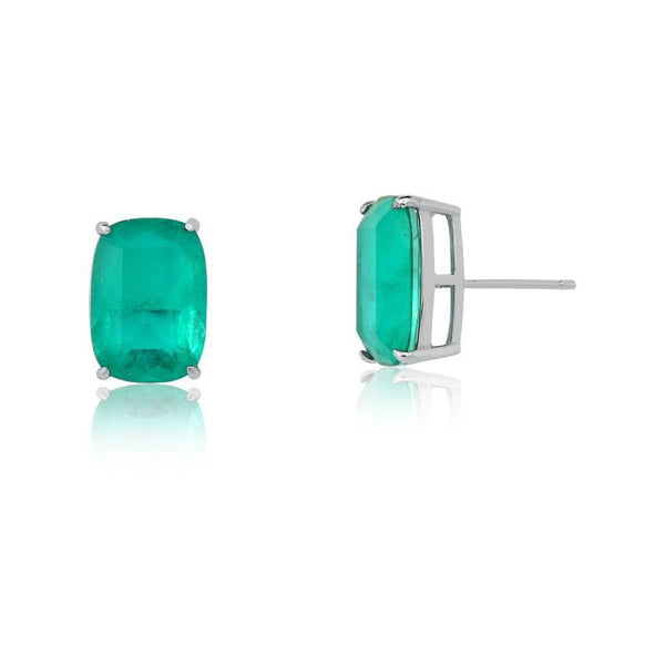 Tourmaline Fusion Earrings - Mila Klein