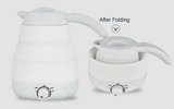 Foldable Electric Kettle (1 Set)
