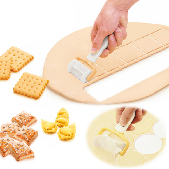 Rolling Angel Pastry Cutter (3 Pieces / Set)