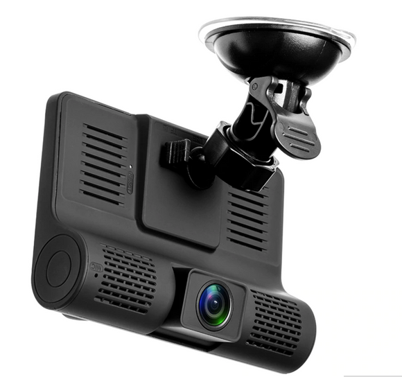 Three Way Camera Dash Cam