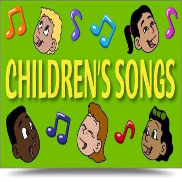 Top 10 Children Songs Piano Music Sheets (PDF)