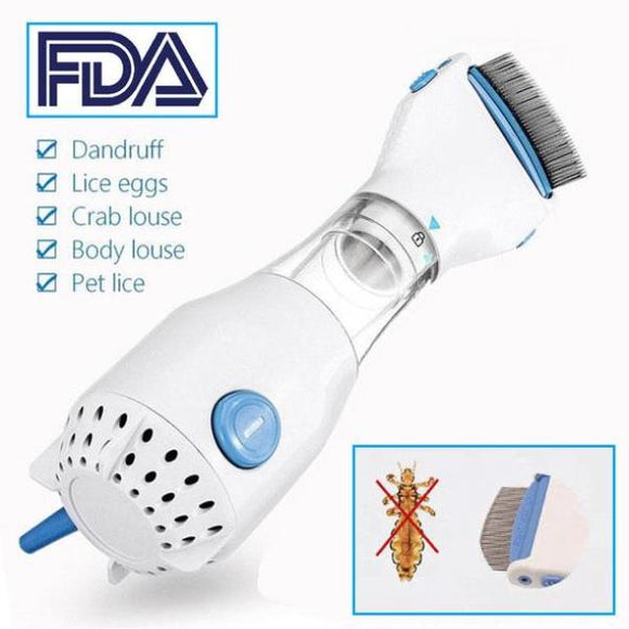 F-Comb™ Automatic Head Lice Eliminator