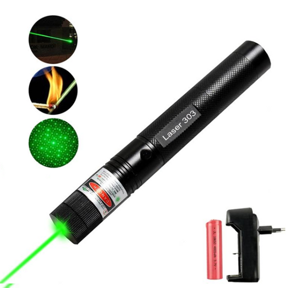 Powerful Laser Pointer