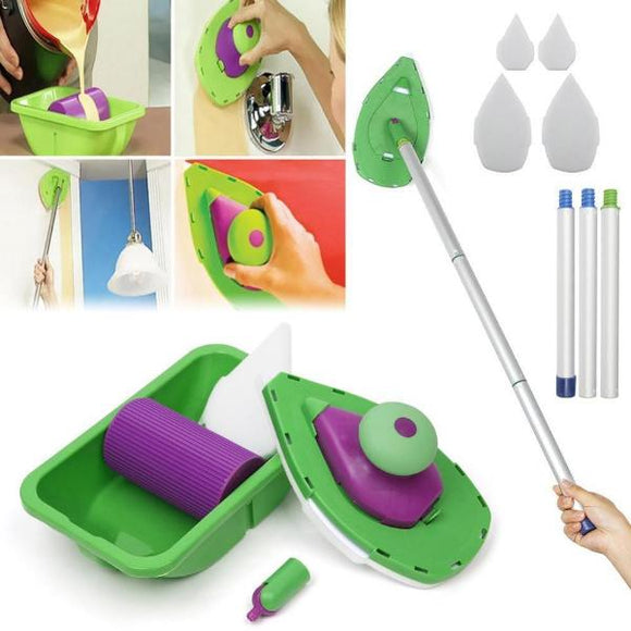 Paint Roller and Tray Set Painting Tools