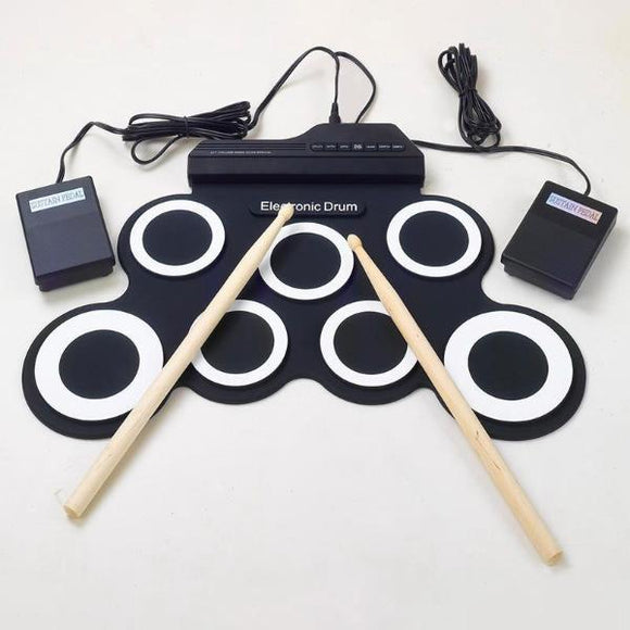Professional Roll Up Drums